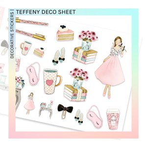 DECORATIVE SHEET | Teffeny