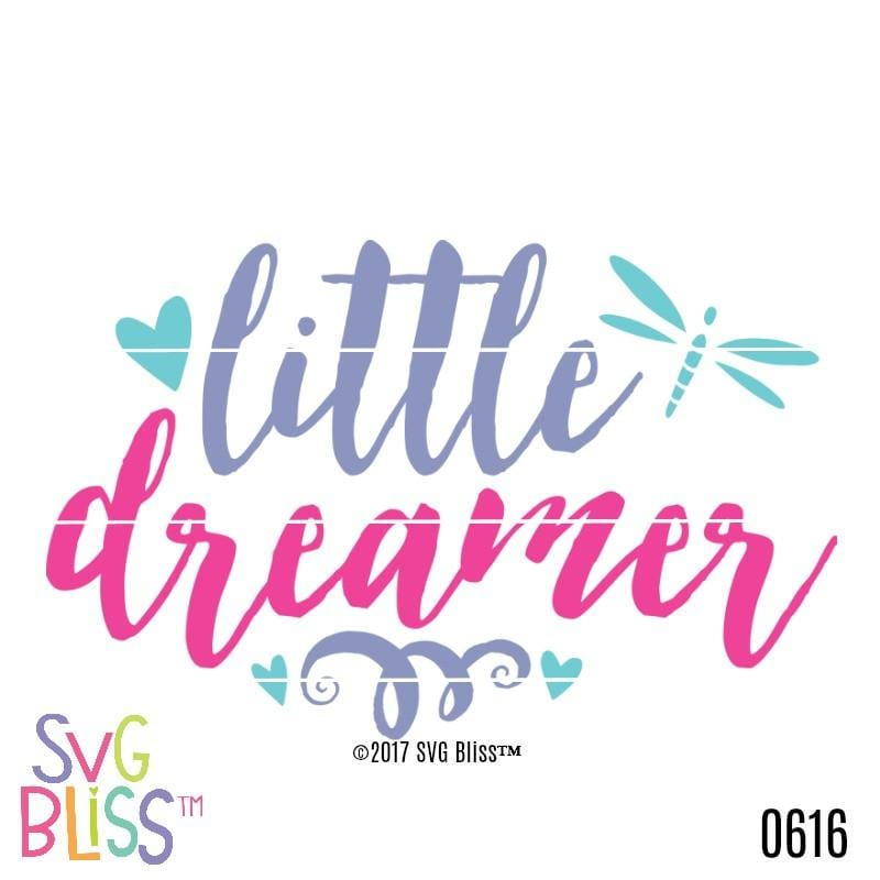 Little Dreamer - SVG Bliss