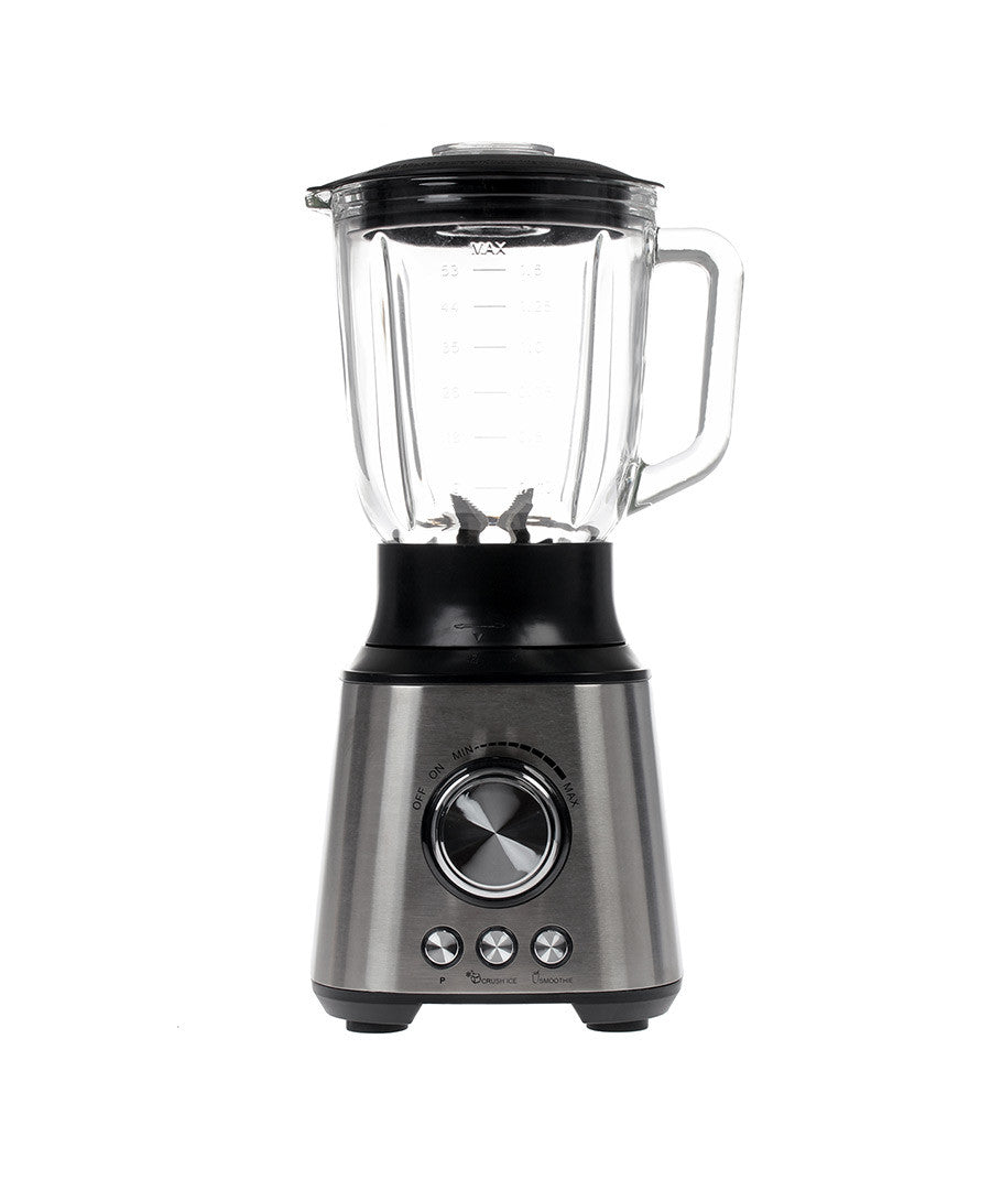 Richards 1 Ltr Impresso SS Electric Kettle Silver Black