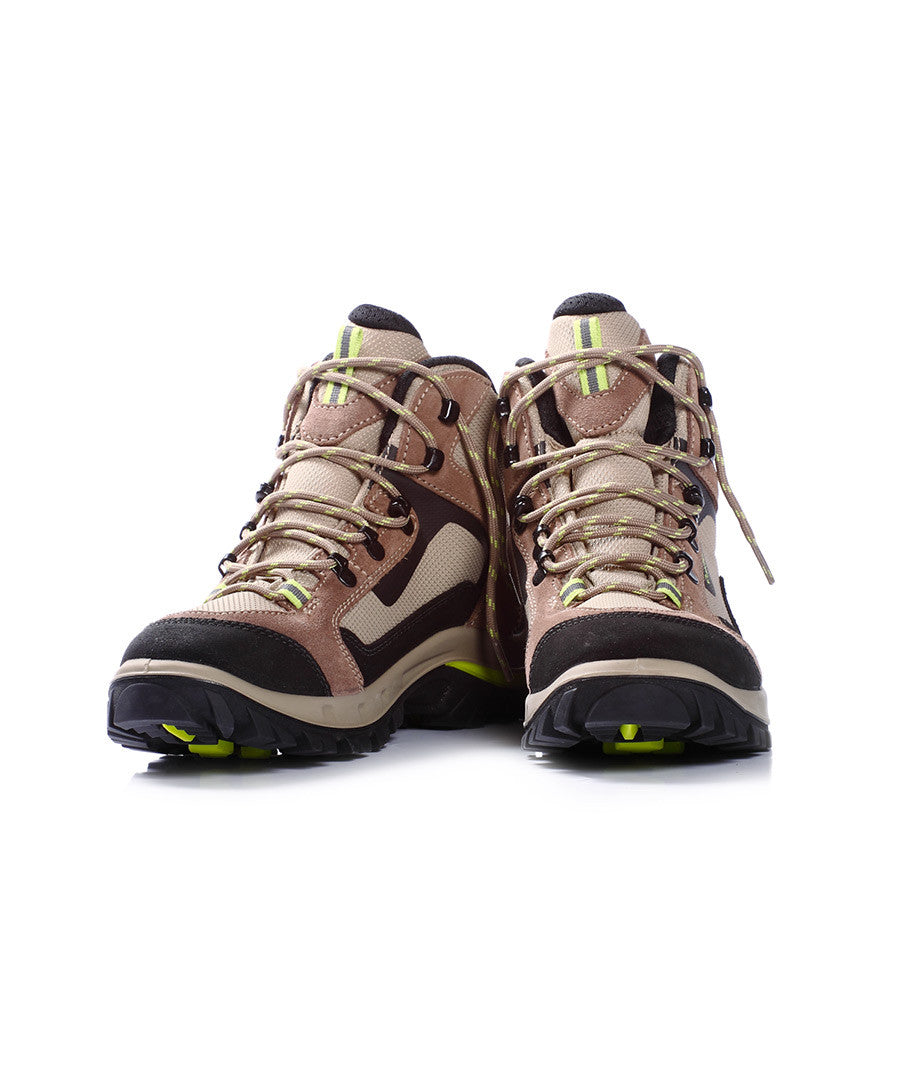 Sparx Fierce Black & Green Sports Shoesown