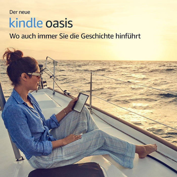 Amazon Kindle Oasis 2017 eReader (8 GB, WLAN) - eBooks & eReader - digitrends.ch