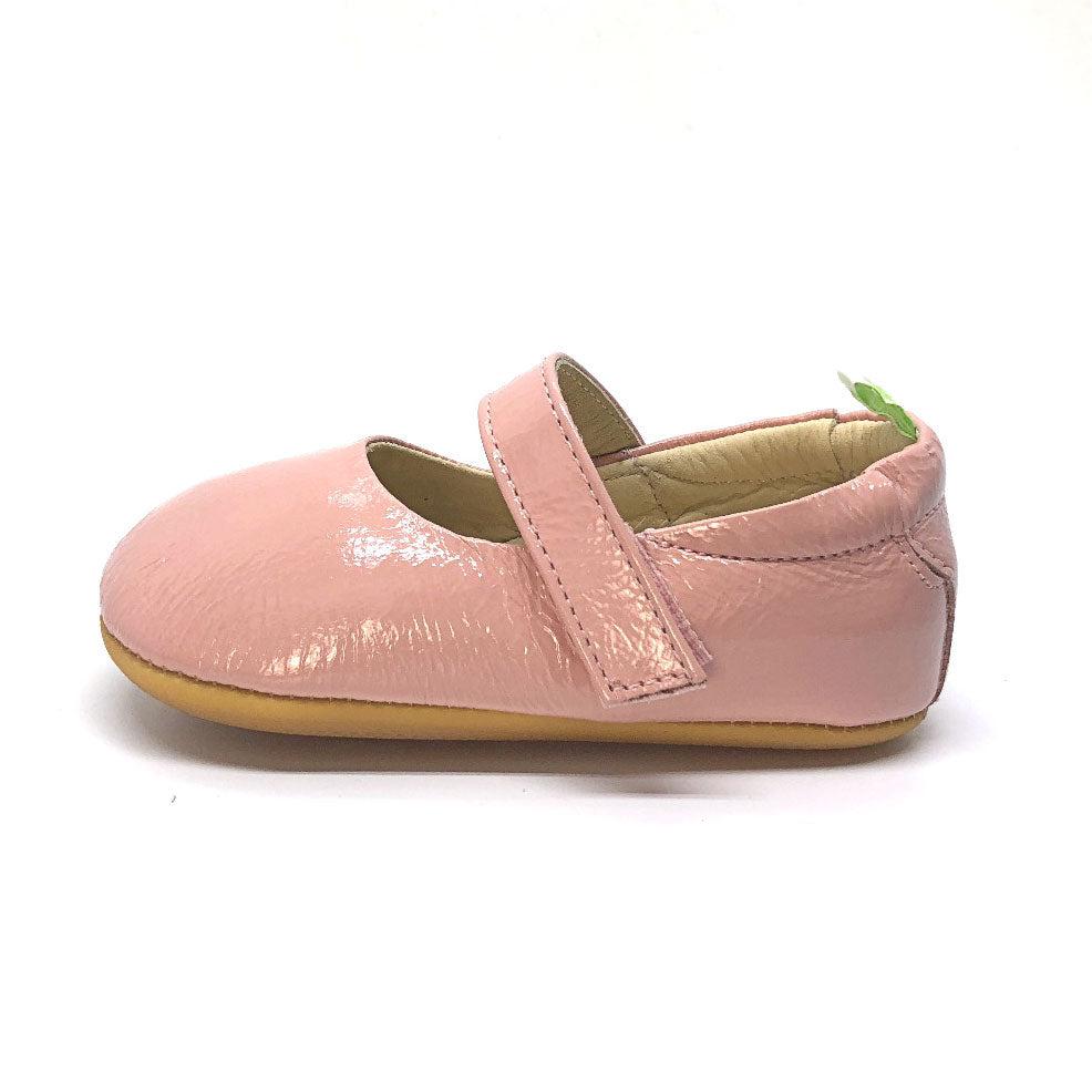 Dolly Baby Shoe Patent Blush