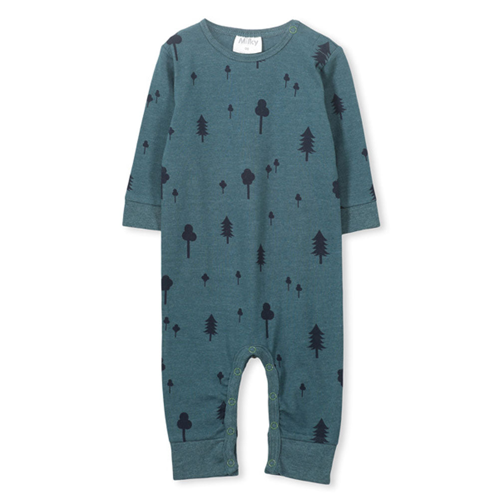 Forest Baby Romper