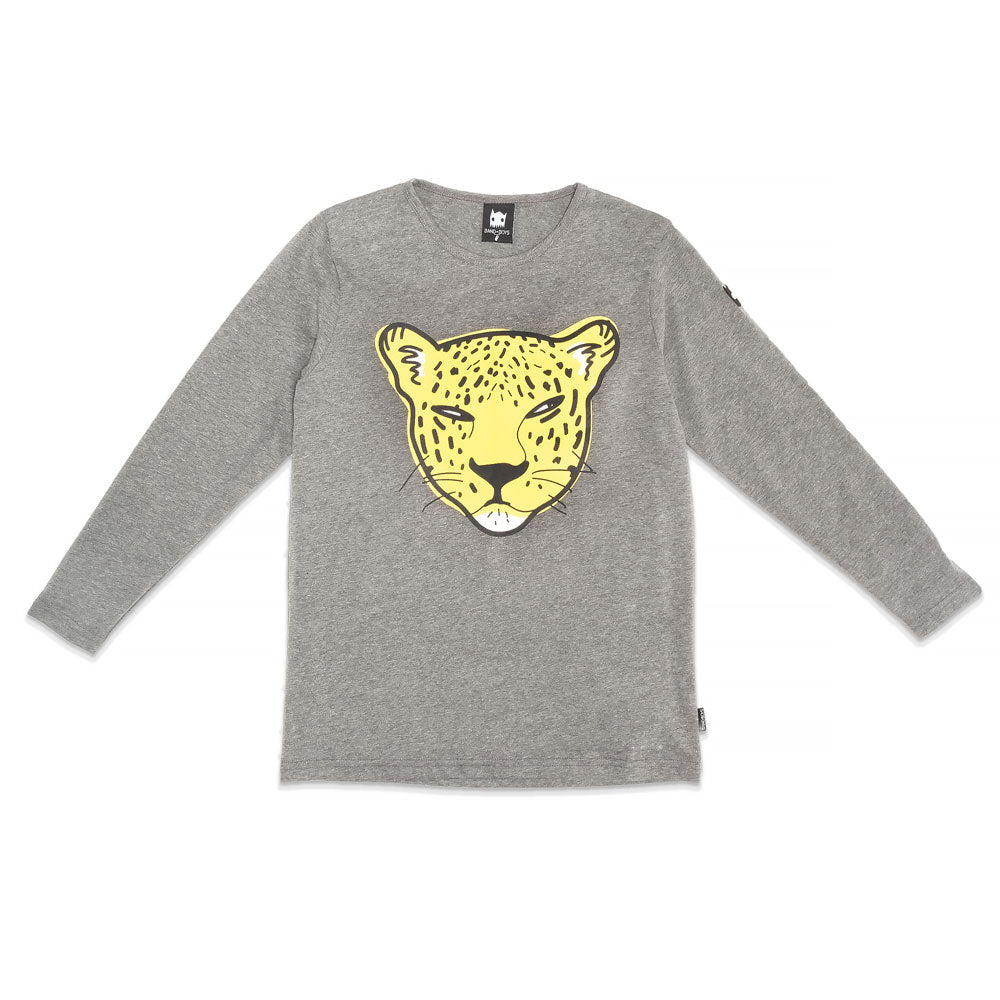 Leopard Long Sleeve Tee