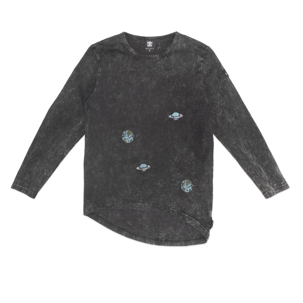 Planets Long Sleeve Tee