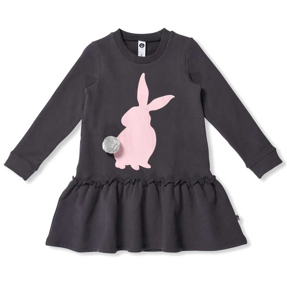 Bunny Stamp Dress