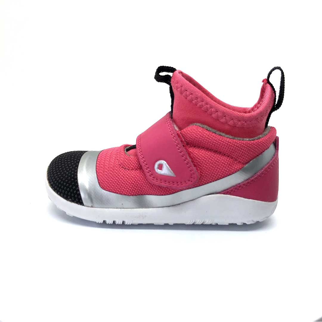 Kids Hi Dimension Hi Top Fuchsia