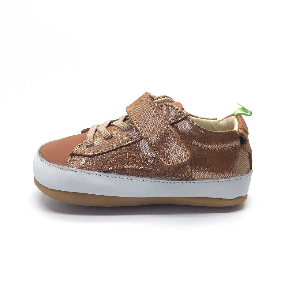 Skidy Baby Shoe Mica Gold