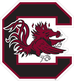 "USC Block ""C"" Vinyl Decal"