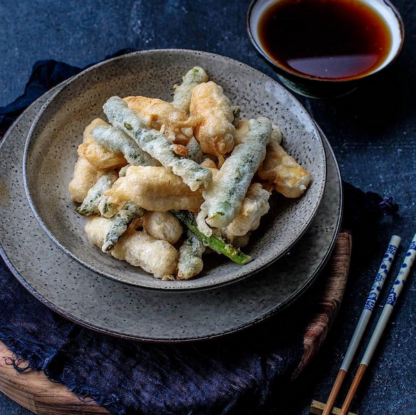Secret sparkle to making the perfect Tempura?