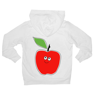 Bugged Out apple baby hoodie