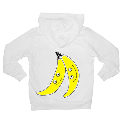 Bugged Out banana baby hoodie