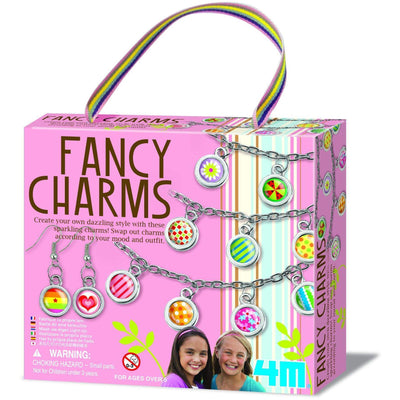 Little Marshans:Fancy Charms: