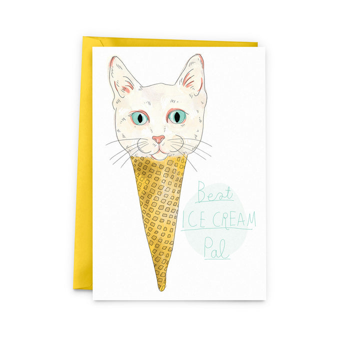 Best Ice Cream Pal Card - The Baltic Club