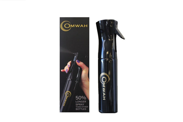 Omwah Continuous Spray Water Bottle<P>FREE SHIPPING