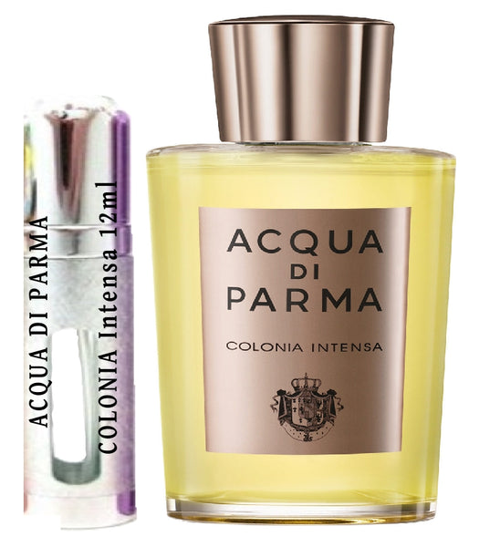 ACQUA DI PARMA COLONIA Intensa samples 12ml