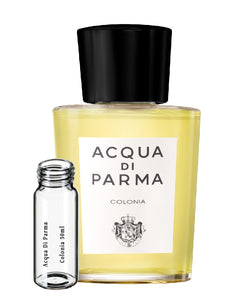 Acqua Di Parma Colonia samples 30ml 1 fl. oz