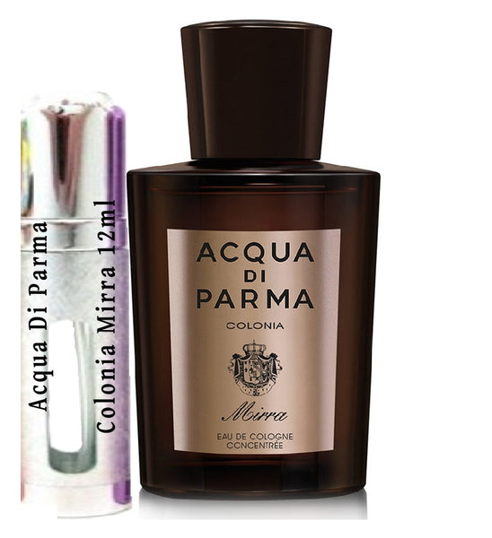 Acqua Di Parma Colonia Mirra samples 12ml