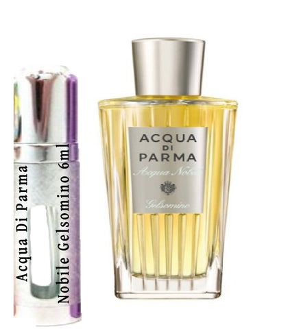 Acqua Di Parma Nobile Gelsomino samples edt