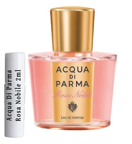 Acqua Di Parma Rosa Nobile samples 2ml