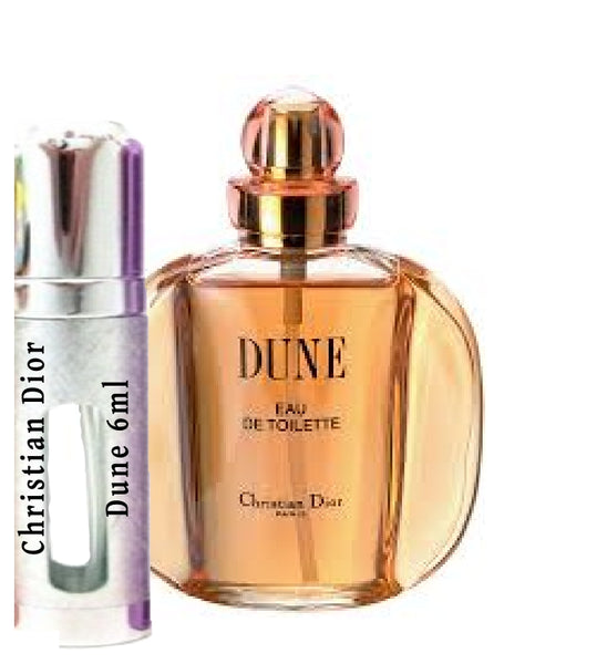 Christian Dior Dune samples 6ml