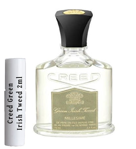 Creed Green Irish Tweed Samples 2ml