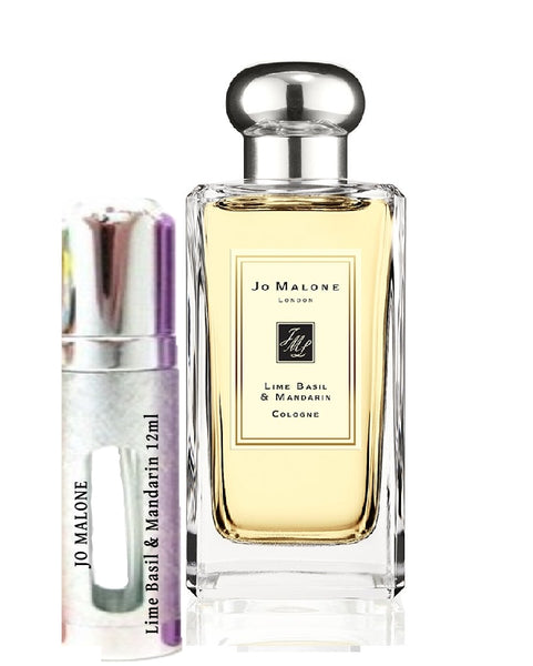 JO MALONE  Lime Basil & Mandarin samples 12ml