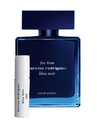 NARCISO RODRIGUEZ Bleu Noir sample vial