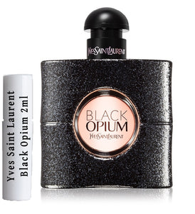 Yves Saint Laurent Black Opium samples 2ml