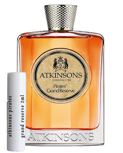 atkinsons pirates grand reserve samples