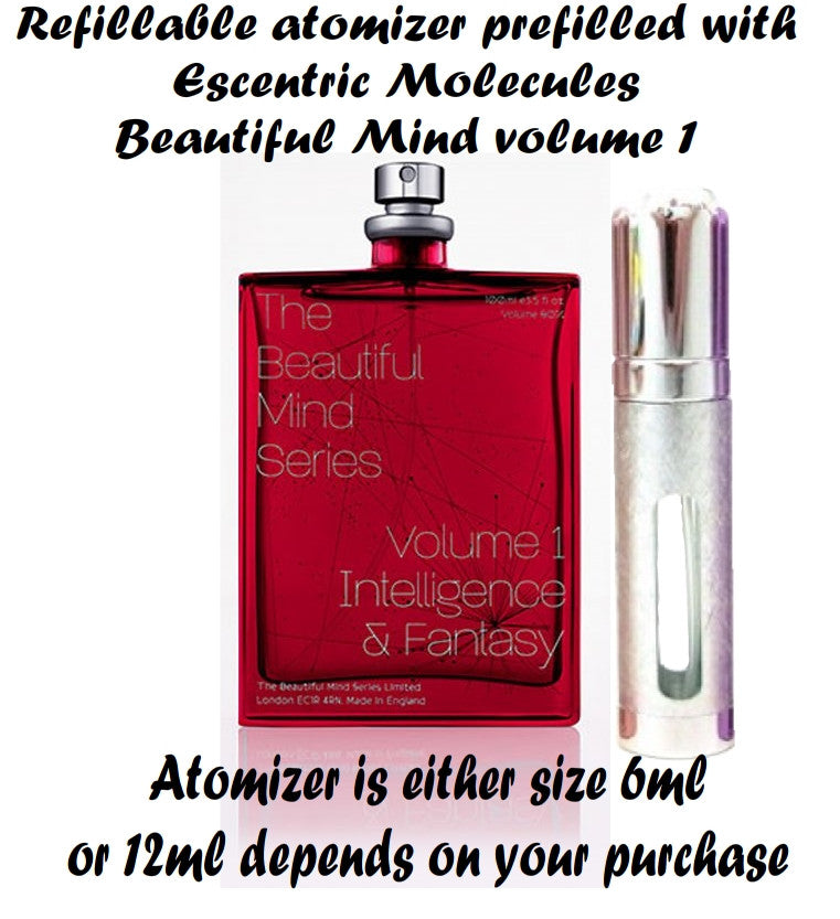 Escentric Molecules Beautiful Minds samples Volume 1
