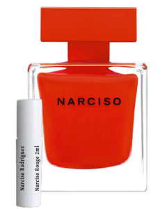 Narciso Rodriguez Narciso Rouge samples 2ml