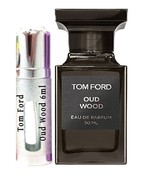 Tom Ford Oud Wood samples 6ml