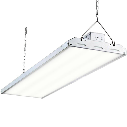 4 ft. 321W Linear LED High Bay Light Fixture, 42250 lm 5000K