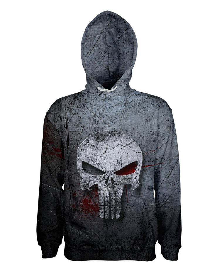 The Punisher Pullover Hoodie