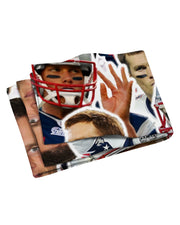 Tom Brady Beach Towel