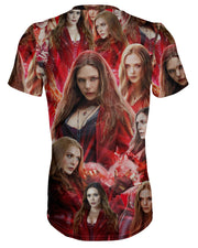 Scarlet Witch T-shirt