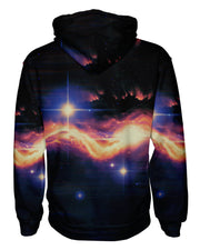 Galaxy Tail Women's Pullover Hoodie