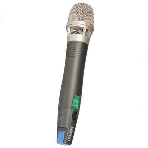 Mipro ACT72HC5 Rechargeable Wireless Handheld Microphone