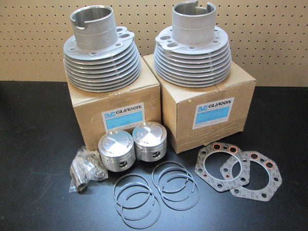 Moto Guzzi Eldorado 850T T3 83mm Gilardoni Piston Cylinder Kits with Head Gasket