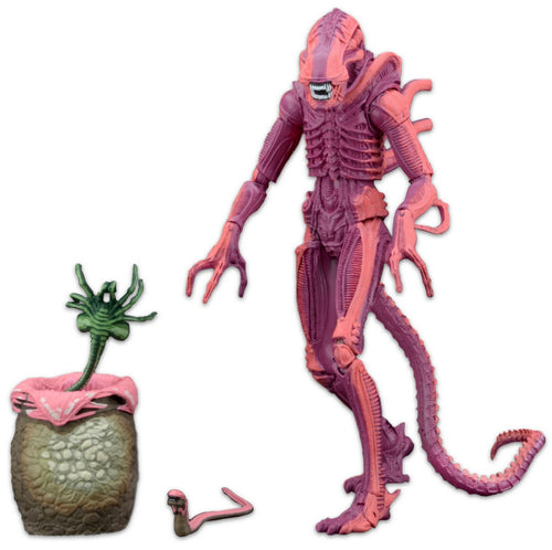 Aliens – 7″ Scale Action Figure – Xenomorph Warrior (Arcade Appearance)