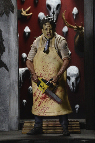 Texas Chainsaw Massacre - ULTIMATE LEATHERFACE – 7″ Scale Action Figure – NECA