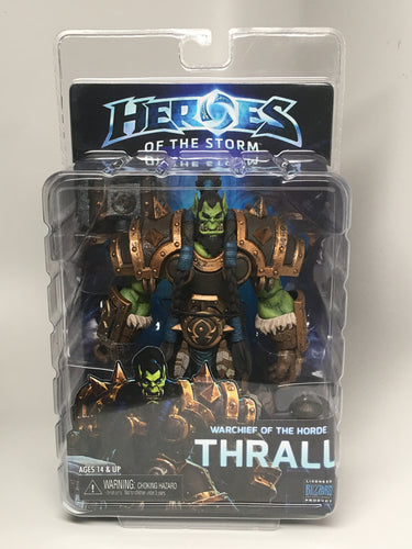 NECA - Heroes Of The Storm - Series 3 - THRALL