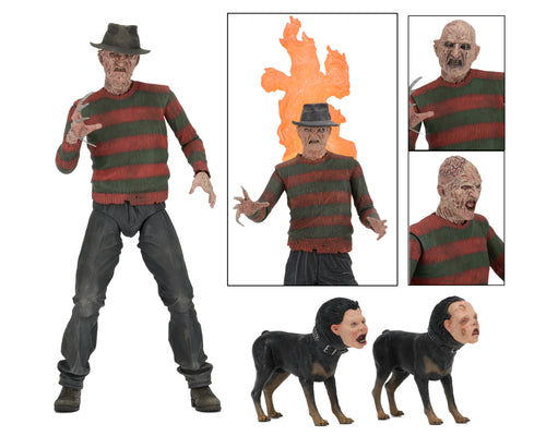 Nightmare on Elm Street – 7″ Scale Action Figure – Ultimate Part 2 Freddy - NECA
