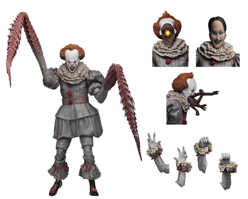 [DENTED BOX] ULTIMATE DANCING CLOWN PENNYWISE - IT (2017) - 7
