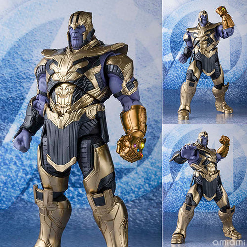[DENTED BOX] THANOS - Avengers Endgame - S.H.Figuarts