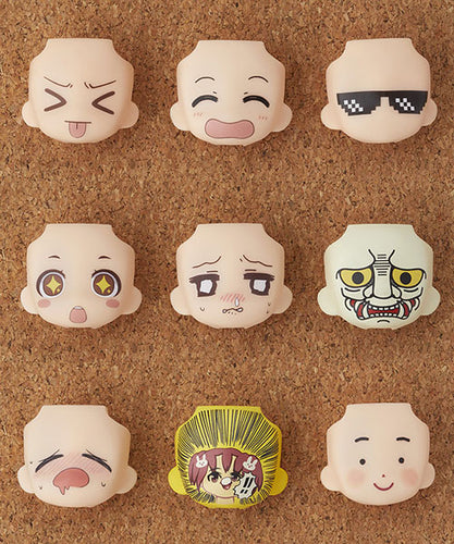 Nendoroid MORE FACE SWAP 03 - 9 Pack BOX - Nendoroid - Good Smile Company