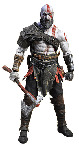 GOD OF WAR (2018) - KRATOS 7