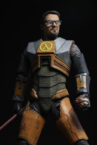 Half-Life 2 - GORDON FREEMAN – 7″ Scale Action Figure – NECA