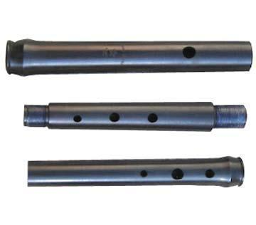 Flutes Casey Burns Keyless Folk Flute for Irish Music, in Blackwood